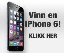 Vinn nye iPhone 6
