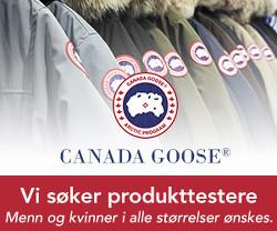 Vinn en jakke fra Canada Goose