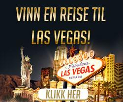 Vinn en reise til Las Vegas for 100.000 kr!