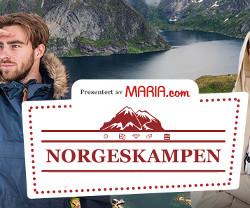 Norgeskampen - vinn 100 000 kr