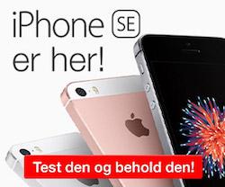 Vinn nye iPhone SE